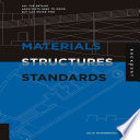 Materials  Structures  and Standards