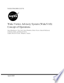 download ebook wake vortex advisory system (wake vas) concept of operations pdf epub