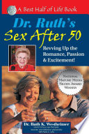 Dr  Ruth s Sex After 50
