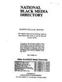 National Black Media Directory