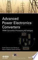 Advanced Power Electronics Converters
