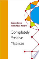 Completely Positive Matrices