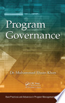Program Governance
