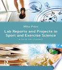 Lab Reports and Projects in Sport and Exercise Science