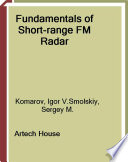 Fundamentals of Short Range FM Radar