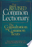 The Revised Common Lectionary