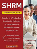 SHRM Certification Prep