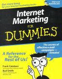 Internet Marketing For Dummies