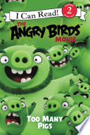 The Angry Birds Movie  Too Many Pigs