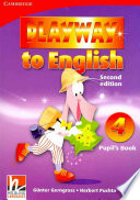 Playway to English Level 4 Pupil s Book