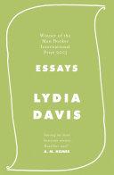 Essays Book PDF