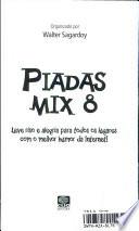 Piadas Mix   Vol  08