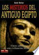 Los misterios del Antiguo Egipto