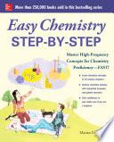 Easy Chemistry Step by Step