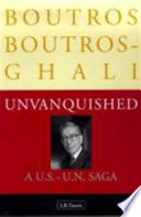 Unvanquished, a United Nations-United States Saga