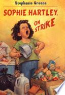 Sophie Hartley  on Strike