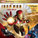 Iron Man Trilogy Read Along Storybook and CD