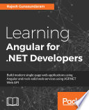 Learning Angular For Net Developers