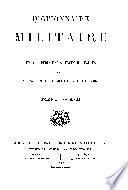 Dictionnaire militaire  encyclop  die des sciences militaires