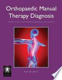 Orthopaedic Manual Therapy Diagnosis
