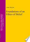 Foundations of an Ethics of Belief