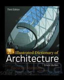 Illustrated Dictionary of Architecture, Third Edition