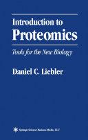 Introduction to Proteomics Book