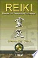 Reiki Manual Del Terapeuta Profesional