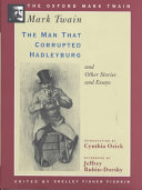 download ebook the man that corrupted hadleyburg and other stories and essays pdf epub