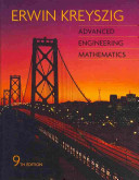 Advanced Engineering Mathematics 9th Edition with Wiley Plus WebCT Powerpack Set
