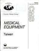 Medical equipment, Taiwan