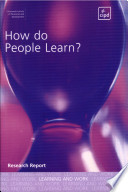 How Do People Learn