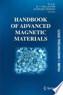 Handbook Of Advanced Magnetic Materials book
