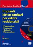 Impianti idrico sanitari per edifici residenziali  Con CD ROM