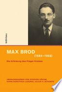 Max Brod (1884–1968)