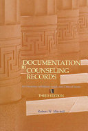 Documentation In Counseling Records