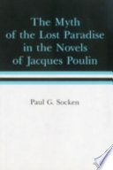 The Myth of the Lost Paradise in the Novels of Jacques Poulin