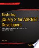 Beginning jQuery 2 for ASP NET Developers
