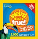 Weird But True Collector s Mega Set  Boxed Set