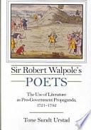 Ebook Sir Robert Walpole's Poets Epub Tone Sundt Urstad Apps Read Mobile