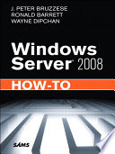 Windows Server 2008 How To  e Pub