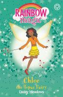 Chloe the Topaz Fairy