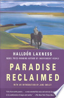Paradise Reclaimed Book PDF