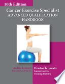 Cancer Exercise Specialist Handbook Revised 10th Edition