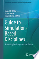 Guide to Simulation Based Disciplines