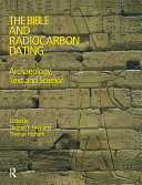 The Bible and Radiocarbon Dating