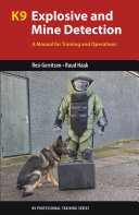 K9 Explosive and Mine Detection