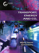Transport Energy And Co2
