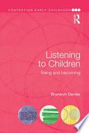Listening to Children