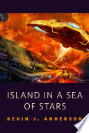Island In A Sea Of Stars : the dark between the stars at the publisher's...
